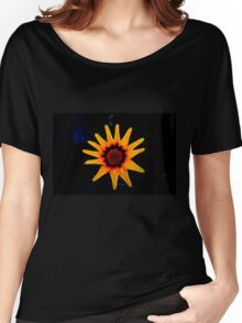 Shinning Star Women's Relaxed Fit T-Shirt