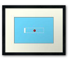 Dexter Bloodslide Framed Print