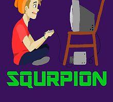 Squrpion by SierraRain