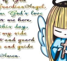 prayer Sticker