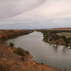 Water in the Murray by RiverRat