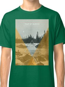 Year Of Silence Classic T-Shirt