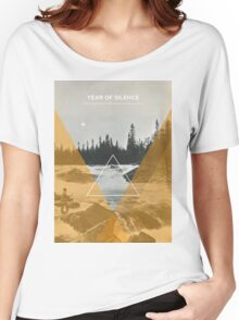 Year Of Silence Women's Relaxed Fit T-Shirt
