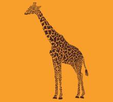 Giraffe Large by Greendaves
