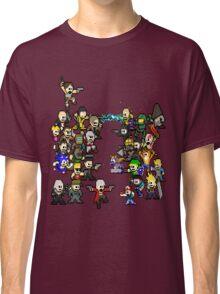 Epic 8 bit Battle! Classic T-Shirt