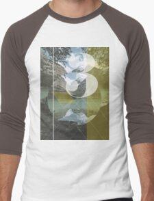 Divide Men's Baseball ¾ T-Shirt