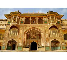 The Amber Fort Photographic Print