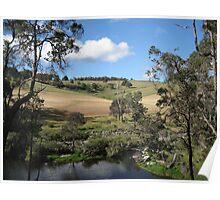 Rural South Western Australia Poster