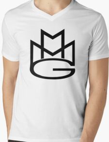 MMG Mens V-Neck T-Shirt