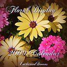Floral Display Calendar 2010 by EnchantedDreams