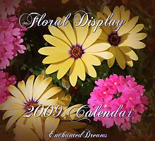 Floral Display Calendar 2010 by EnchantedDreams