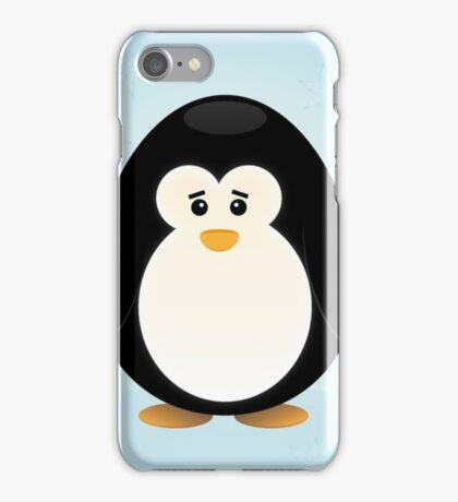 Sad Penguin iPhone Case/Skin