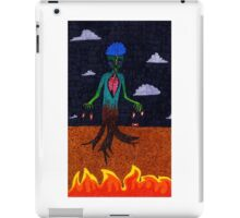 tree me iPad Case/Skin