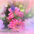 Floral October (Creativity and Understanding) by EnchantedDreams