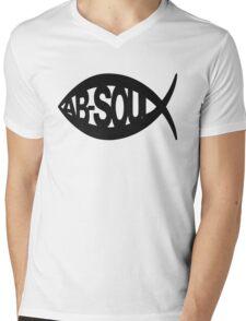 Ab-$oul Mens V-Neck T-Shirt
