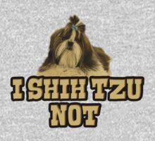 I Shih Tzu not by romysarah