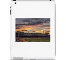 Fenway Sunset iPad Case/Skin
