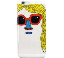 some kind of statement about beauty iPhone Case/Skin