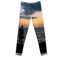 Reflective Sunset Leggings