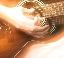 she plays with her heart.. her fingers just follow by emma-jane day