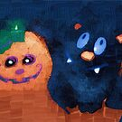 Spooky smiles by ♥⊱ B. Randi Bailey