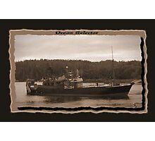 Ocean Selector Photographic Print
