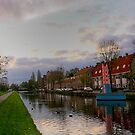 Amsterdam Canal2 by StonePics