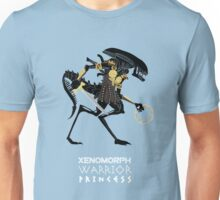 Xenomorph Warrior Princess Unisex T-Shirt