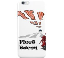 Protoss Fleet Bacon eer.. Beacon iPhone Case/Skin