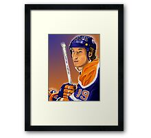 Great One Up-Close Framed Print