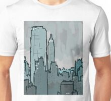Blue in the City Unisex T-Shirt
