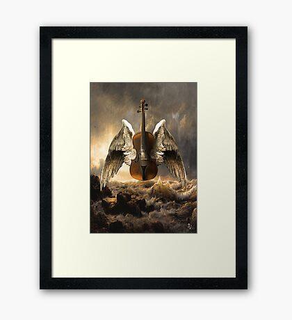 Celestial Music Framed Print