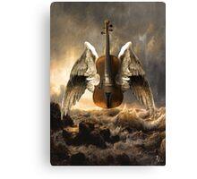 Celestial Music Canvas Print