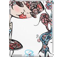 Doll Illustration iPad Case/Skin