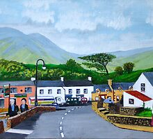 Simon in the township of Listowel, County Kerry, Irish Republic  by Samuel Ruth
