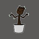 I Am Groot  by CharlieeJ