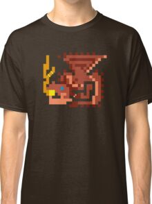 Pixel Rathalos Classic T-Shirt
