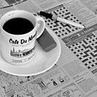 Morning Coffee by Adrian Paul