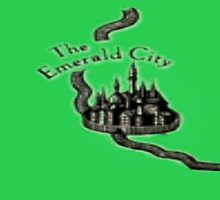 The Emerald City by memorytree