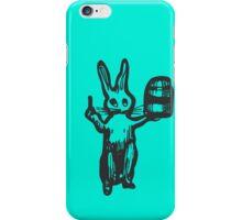 Keg Bunny iPhone Case/Skin