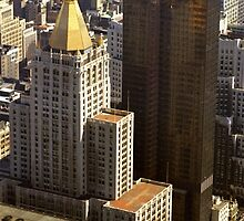 New York Life Building by John Schneider