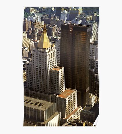 New York Life Building Poster