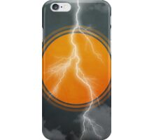 Sunbolt iPhone Case/Skin