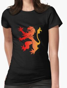 Rampant Lion Red-Orange T-Shirt