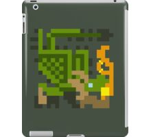 Pixel Rathian iPad Case/Skin