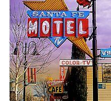 santa fe motel 2 by andalaimaging