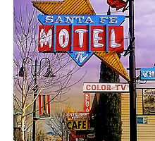 santa fe motel 2 by andalaimaging