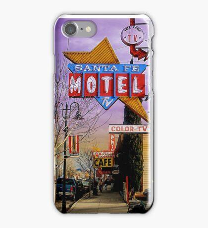 santa fe motel 2 iPhone Case/Skin