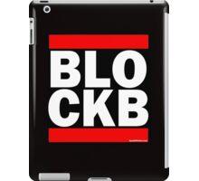 Block B Run DMC style iPad Case/Skin