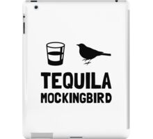 Tequila Mockingbird iPad Case/Skin